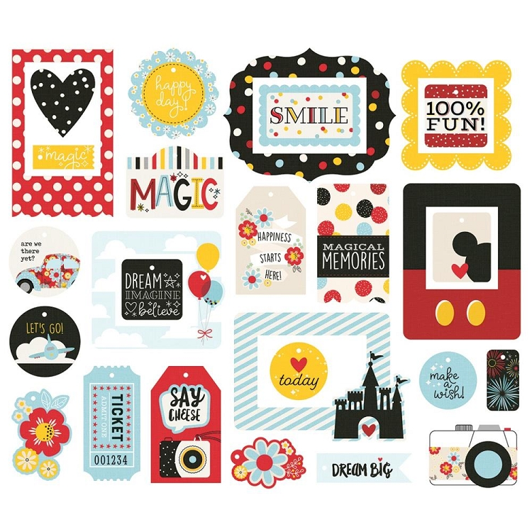 Say Cheese 4 - Tags & Frames