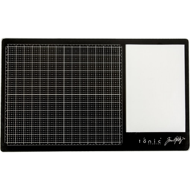 Tim Holtz Glass Media Mat 23.75
