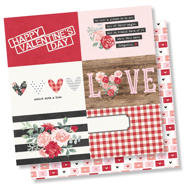 Kissing Booth - 4x6 Horizontal Elements