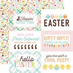 Hello Easter 4 x 6  Journaling Cards