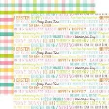 Hello Easter - Easter Words