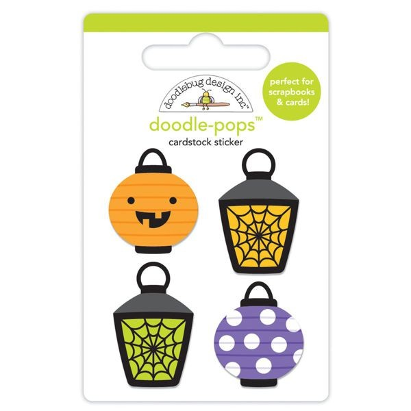 Doodlebug - Pumpkin Party - Party Lights