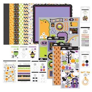 Doodlebug - Pumpkin Party - Haunted Manor Value Bundles
