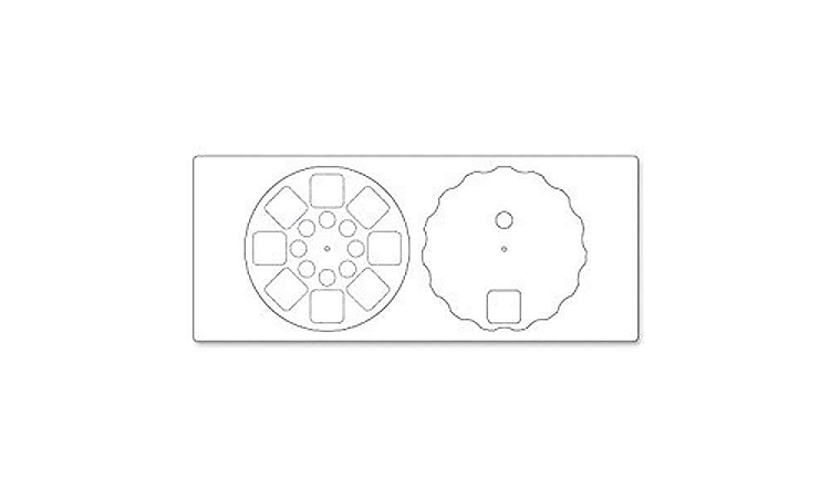 Sizzix - Photo Wheel Die