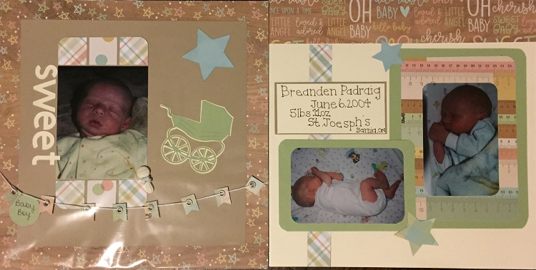 Kits By Mairead - Oh Baby (girl)