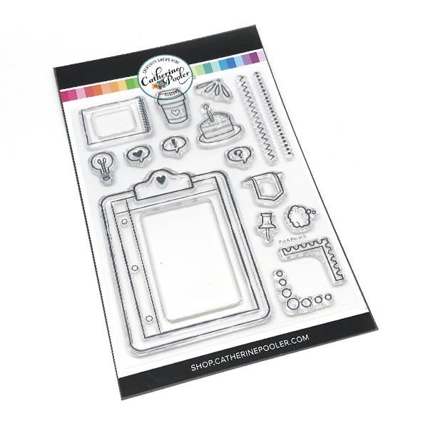 Put a Pin In It Stamp Set