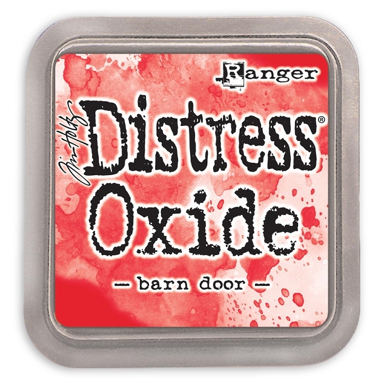 Tim Holtz Distress Oxide Ink Pad Barn Door