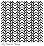 Lined Chevron BG