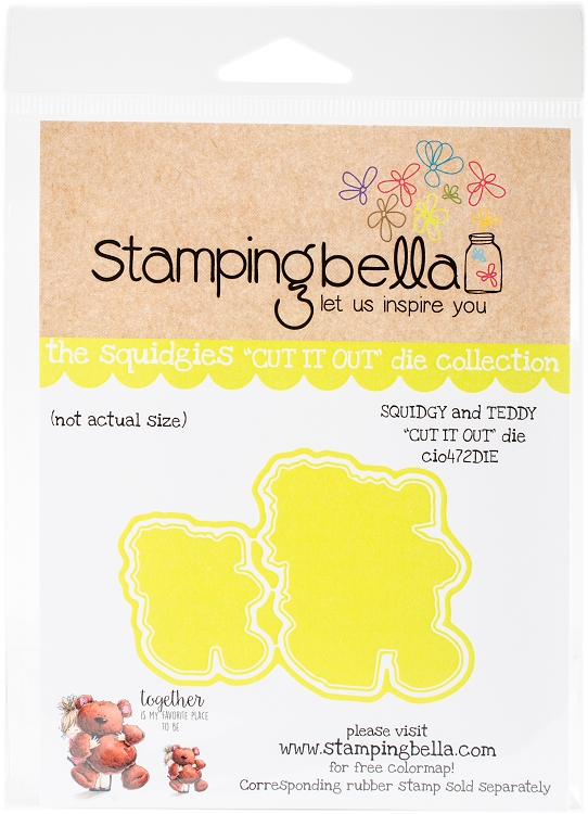 Stampingbella Squidgy and Teddie Die
