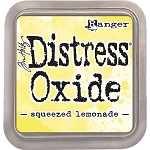 Tim Holtz Distress Oxide Ink Pad Squeezed Lemonade