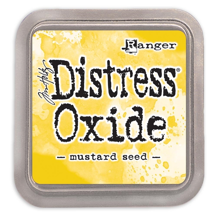 Tim Holtz Distress Oxide Ink Pad Mustard Seed