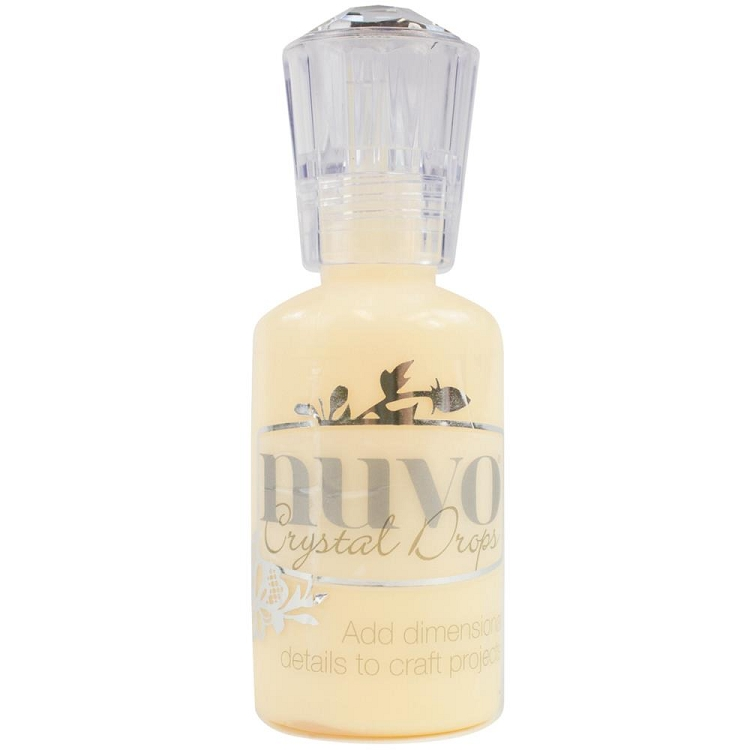 Nuvo Crystal Drops 1.1oz - Buttermilk