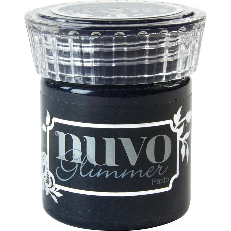 Nuvo Glimmer Paste - Black Diamond