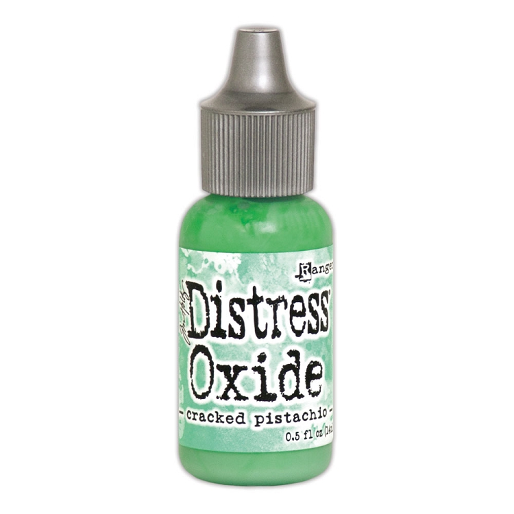 Tim Holtz Distress  Oxide Re-inker Crushed Pistachio