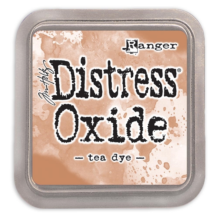 Tim Holtz Distress Oxide Ink Pad Tea Dye