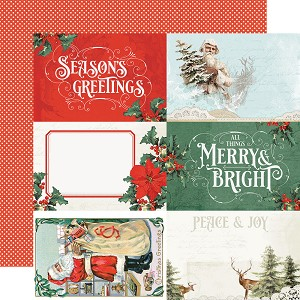 SV Country Christmas - 4x6 Elements