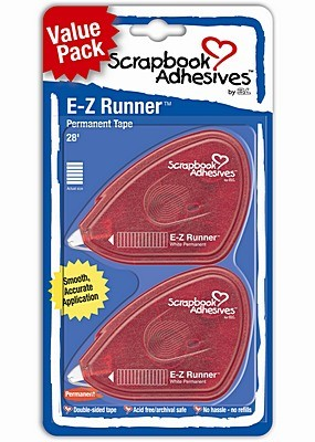 Scrapbook Adhesives E-Z Runner Adhesive