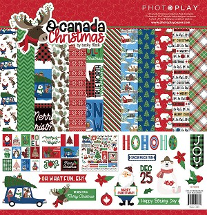 O Canada Christmas Collection Pack