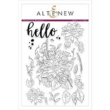 Altenew- Blooming Bouquet