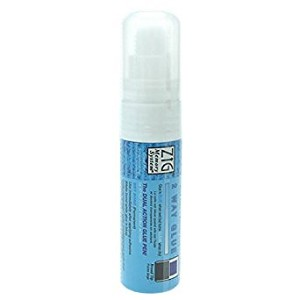 Zig 2 Way Glue Broad Tip