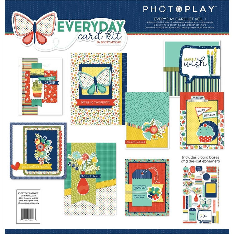 PP Everyday Card Kit