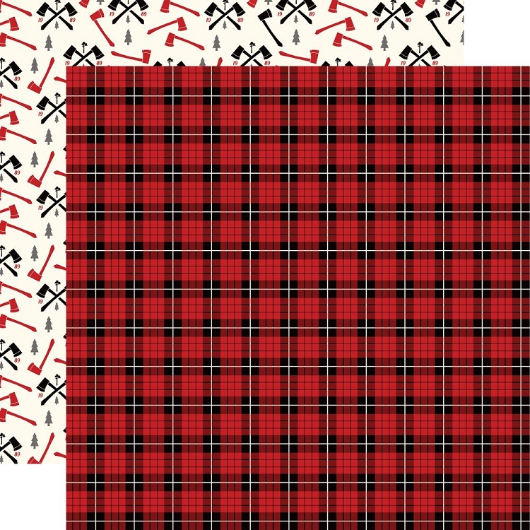 EP Little Lumberjack - Lumberjack Plaid