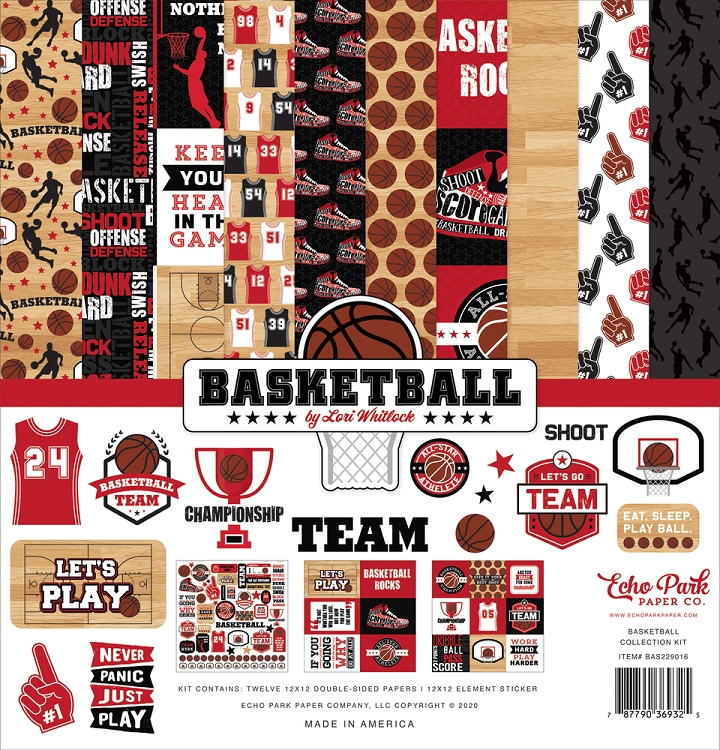 EP Basketball Collection Kit