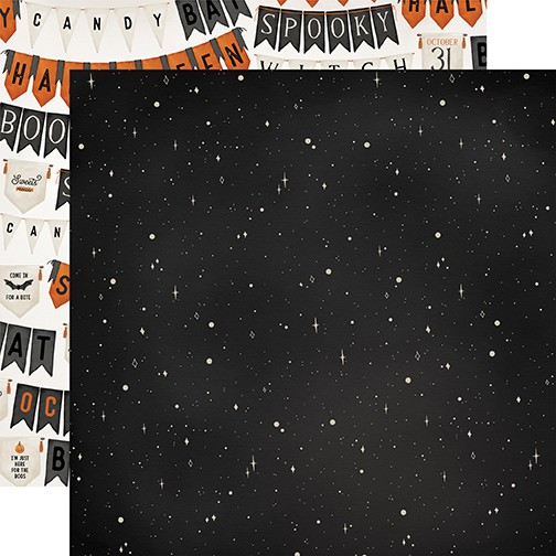CB Halloween Market - Night Sky