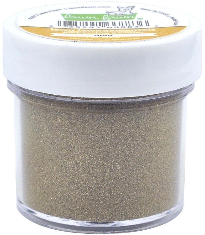Lawn Fawn Embossing Powder - Gold