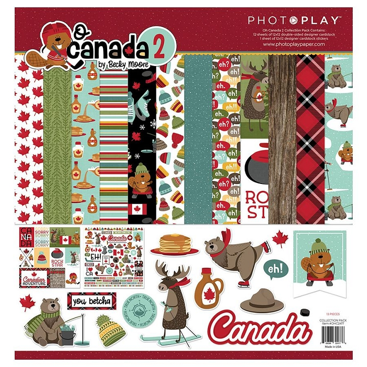 PP O Canada 2 Collection Kit