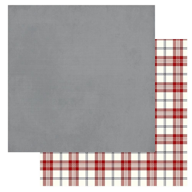 PP Christmas Cheer - Solids Plus Grey
