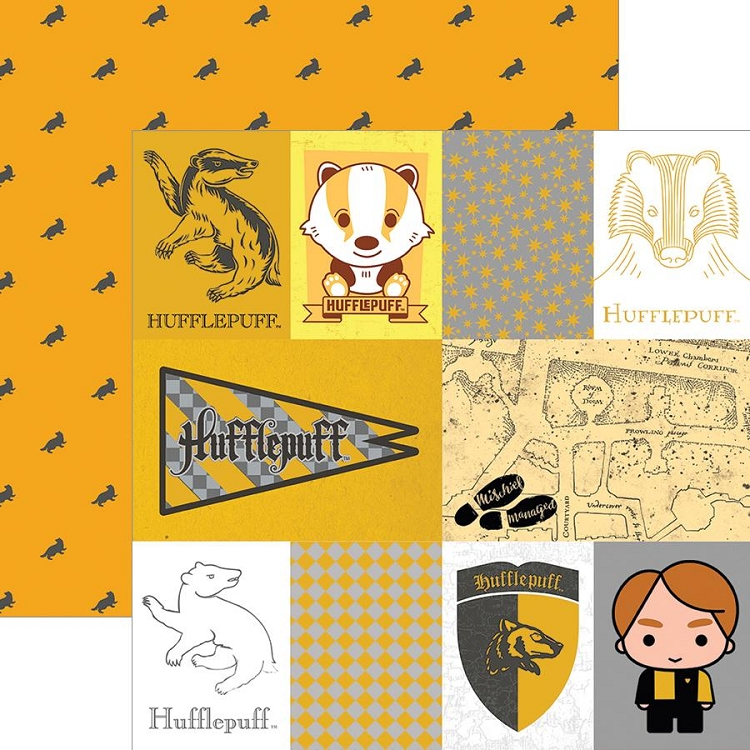 PH Harry Potter - Hufflepuff (FOIL)