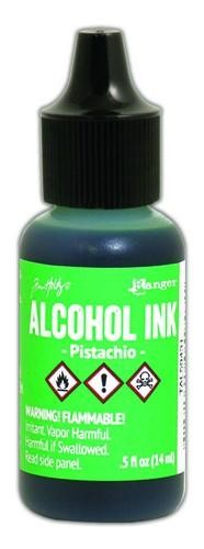 Tim Holtz Alcohol Ink Pistachio