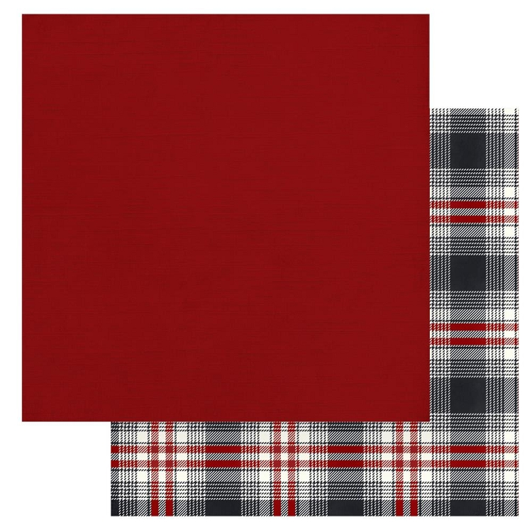 PP Christmas Cheer - Solids Plus Red
