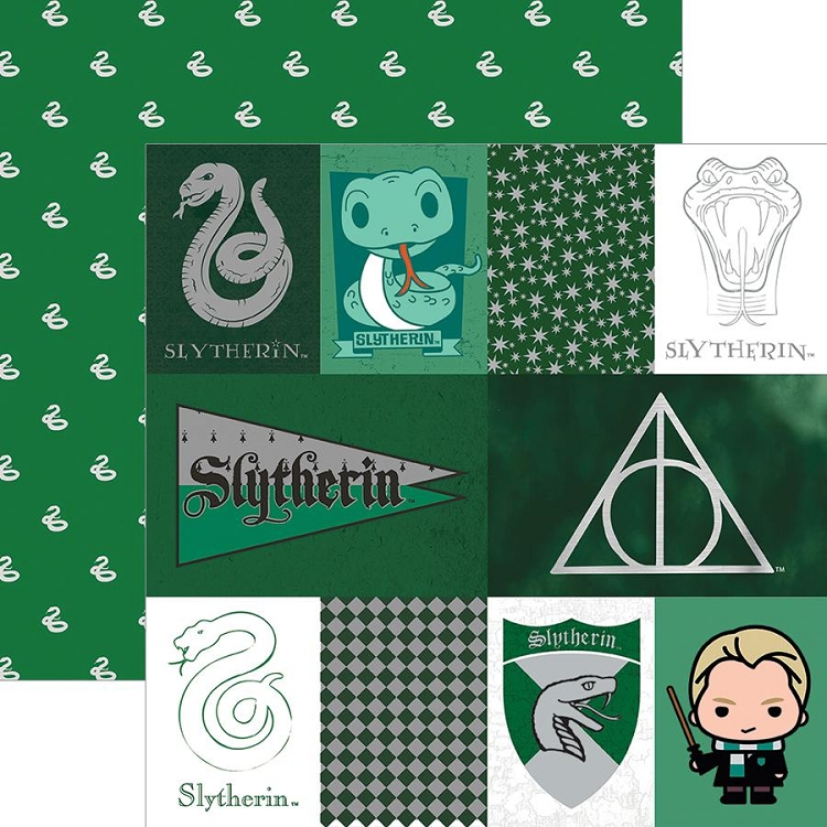 PH Harry Potter - Slytherin  (FOIL)