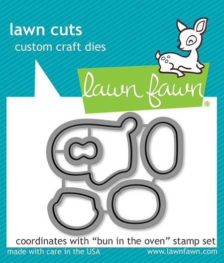 Lawn Fawn Bun in the Oven add on